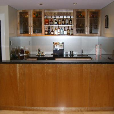Vagnoni Cabinets Home Bars 4