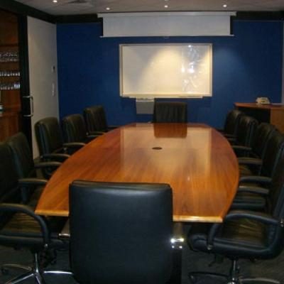 Vagnoni Cabinets Boardroom Table 1