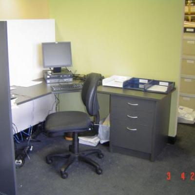 Vagnoni Cabinets Office Desk 4 1