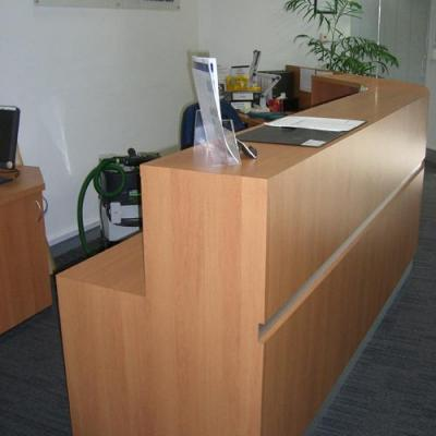 Vagnoni Cabinets Reception Desk 4